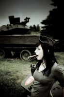 Cigarro by Kinga-Nine