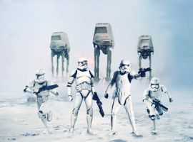 Troopers by HeresJoeking