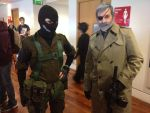 My MSF Soldier Cosplay at Eirtakon 2014 by Kazuhira3574