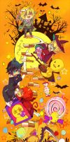 HAPPY HALLOWEEN! by h521