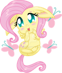 Fluttershy Bunny-Ponies Collection by Nstone53