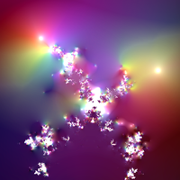 Mandelbrot Resequenced Detail by pifactorial