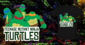 Tmnt Threadless contest entry by Brandatello