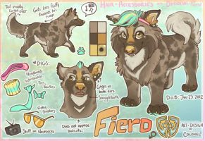 Fiero by colonel-strawberry