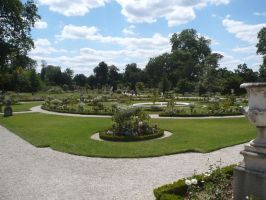 Jardins a la francaise 4 by Cat-in-the-Stock