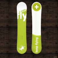 Snowboard 'I can fly' by X7r3M1s7a