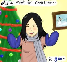 all i want for christmas by my-darkness