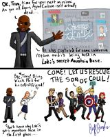Avengers 2: The Next Phase by YesJeffRevolution
