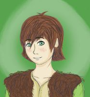 Hiccup by Mirayane