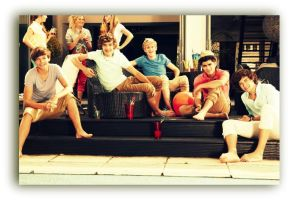 One Direction summer by inlove1D
