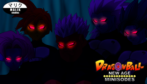 DBNA Minisodes - Bounty Hunter Saga by MalikStudios