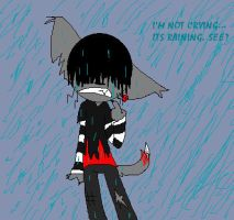 Cry for me, Emo Boy. by Aed-FanClub