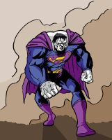 BrattyBen's BIZARRO colored by mattcrap