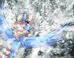 Snow Storm by Fayven