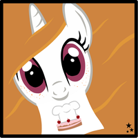 FlanaBerry FLowing Mane icon! version 2 by BOBBOBISON