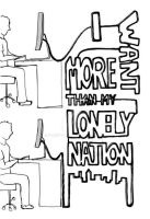 Lonely Nation by PurePyaar