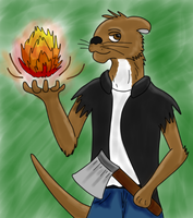 Request: voiced-otter by LykenZealot