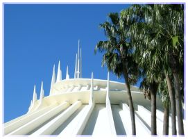 Space Mountain. by LemonCoffee