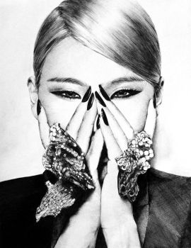 CL (Lee Chaerin) by minhimalism