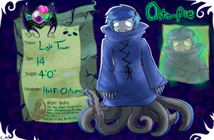 Hiems Mansion application - Octo-Pie by iluvbleach