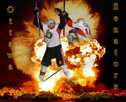 Ottawa Senators Wallpaper by Vanessa28