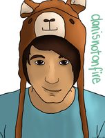 Danisnotonfire by Queen-Lynxie
