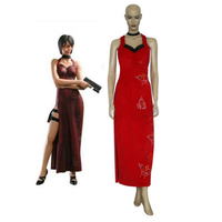 resident Evil 4 5 Ada Wong Cosplay by boomjoy