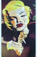 Collage :: Marilyn Monroe :: by stoic1985
