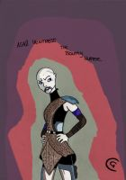 Asajj Ventress by Giorgia99