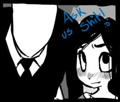 Ask Slender and Alice anything! by lexet