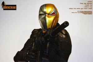 Deathstroke - Stock27 by Joran-Belar