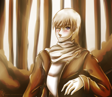 Hetalia: Autumn by wasipol