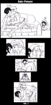 Young Justice - Wally x Dick baby pwnage by Cloud-Kitsune