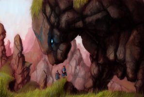 Spirit of the Canyons by RougeSpark