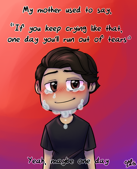 Running Out Of Tears by serenamidori