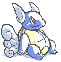 Wartortle by fuzzball288