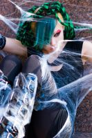 Spider-Web III by Int0XiKate