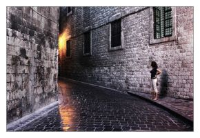 Aleppo Streets by glorysword