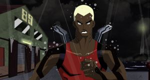 The New Aqualad by Griff-84