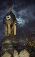 Clock tower by contradictz