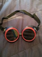 Steampunk Goggles  by powerkidzforever