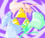 Goddesses of the triforce by Humanoid-Magpie