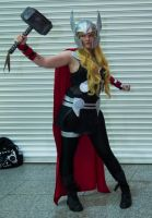 MCM Expo May 2014 111 - Thor by cosmicnut