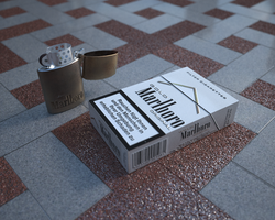 Marlboro GOLD by RafyKoby