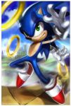 Sonic by JimboBox