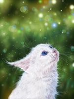 believe in miracles... by Animal75Artist