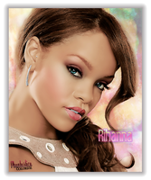 Rihanna Color by RottengirL