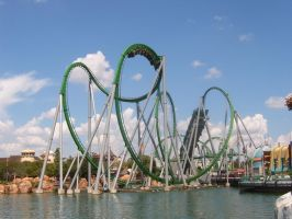 Hulk Ride Florida by noucamp99
