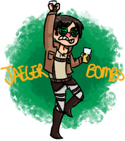 Jaeger Bombs by Sellotape-of-Love
