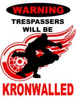 Warning Kronwalled by Darth-Faygo